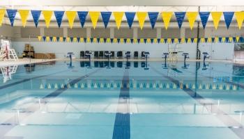 Daugherty Aquatic Center Pool