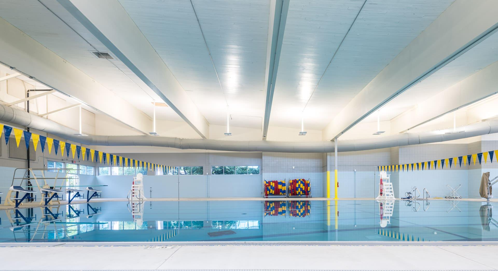 Daugherty Aquatic Center Modernization