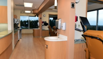 Samaritan Pastega Regional Cancer Center Interior