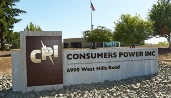 Consumers Power Headquarters