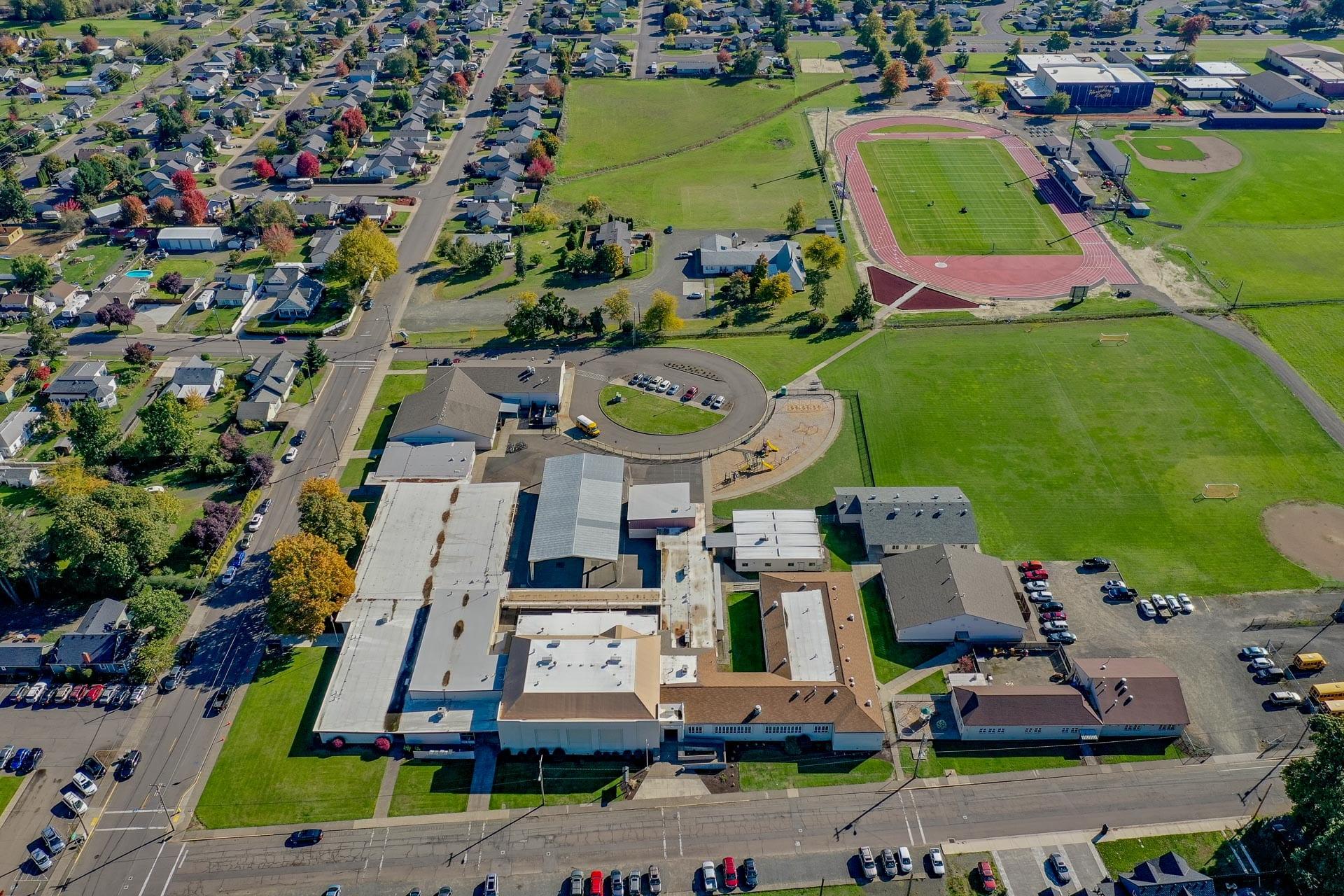 Harrisburg School District Renovations