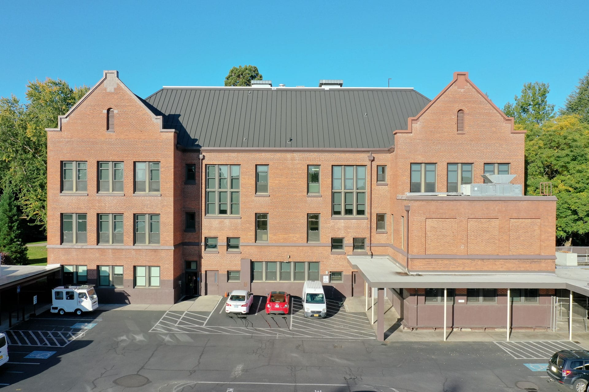 WOU ITC Building