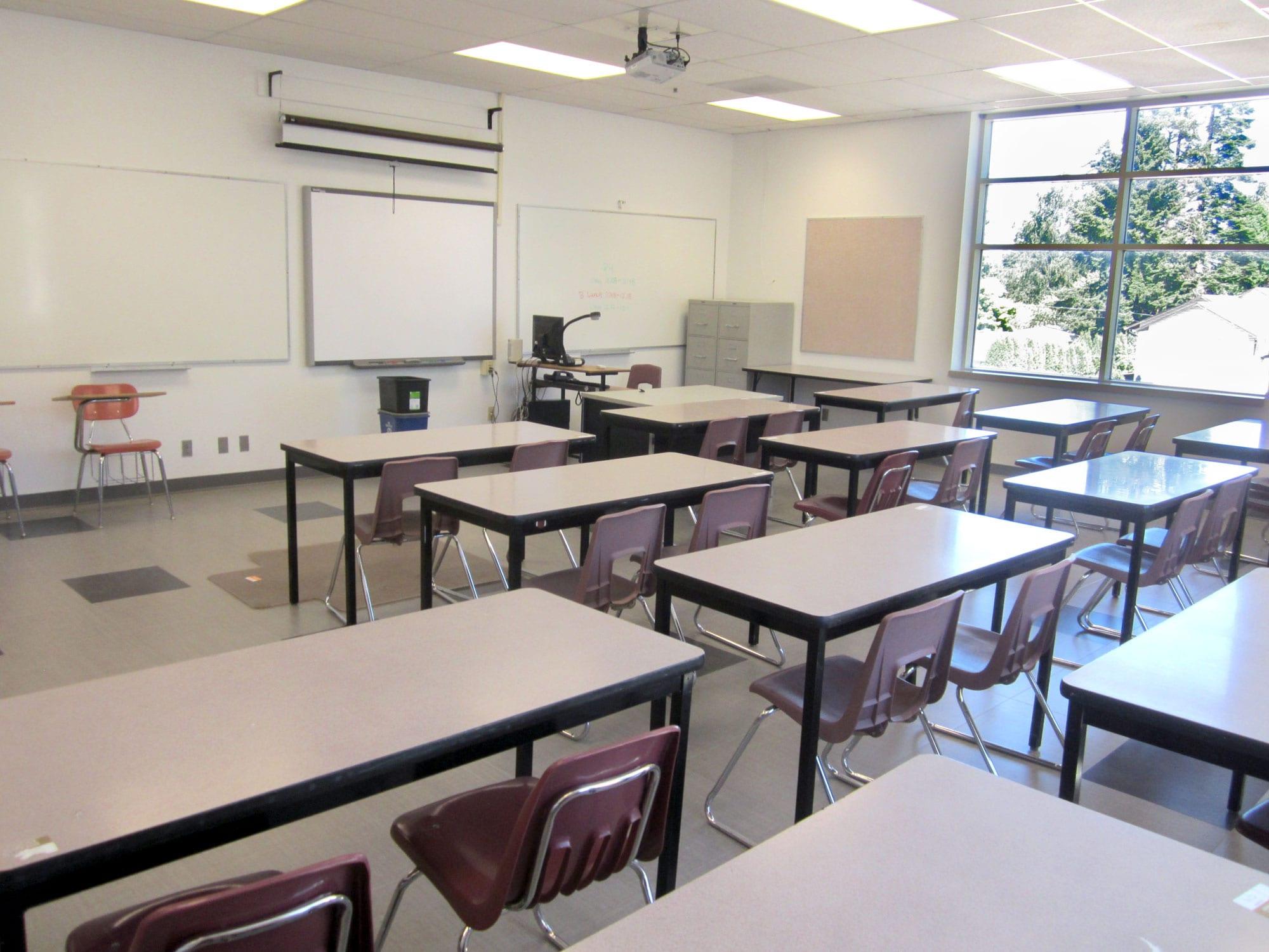 Duniway Classroom