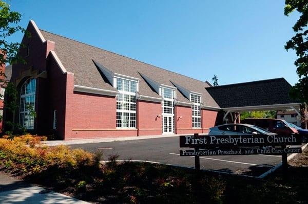 First Presbyterian Church Dennis Hall Addition