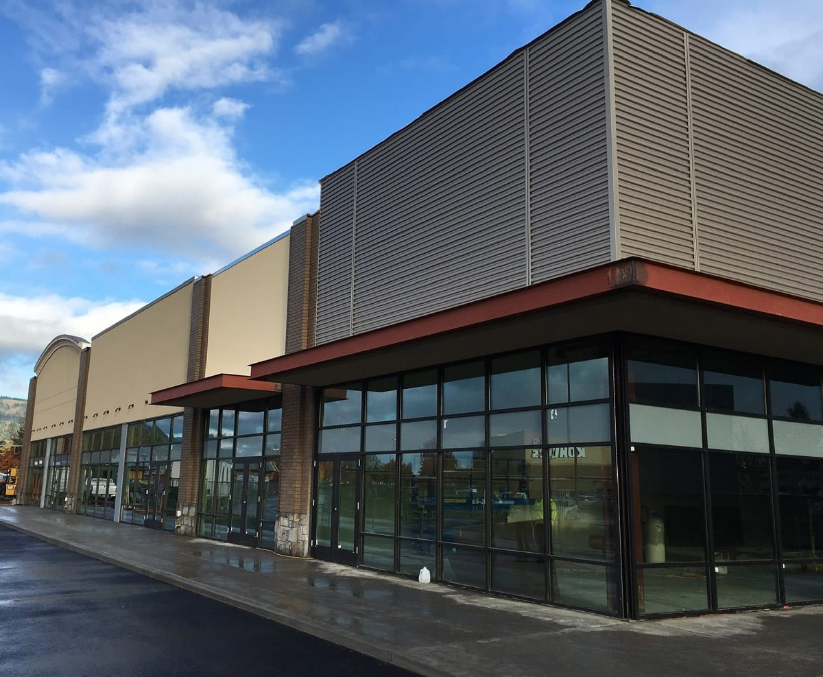 Gateway Mall Multi-Tenant Buildings