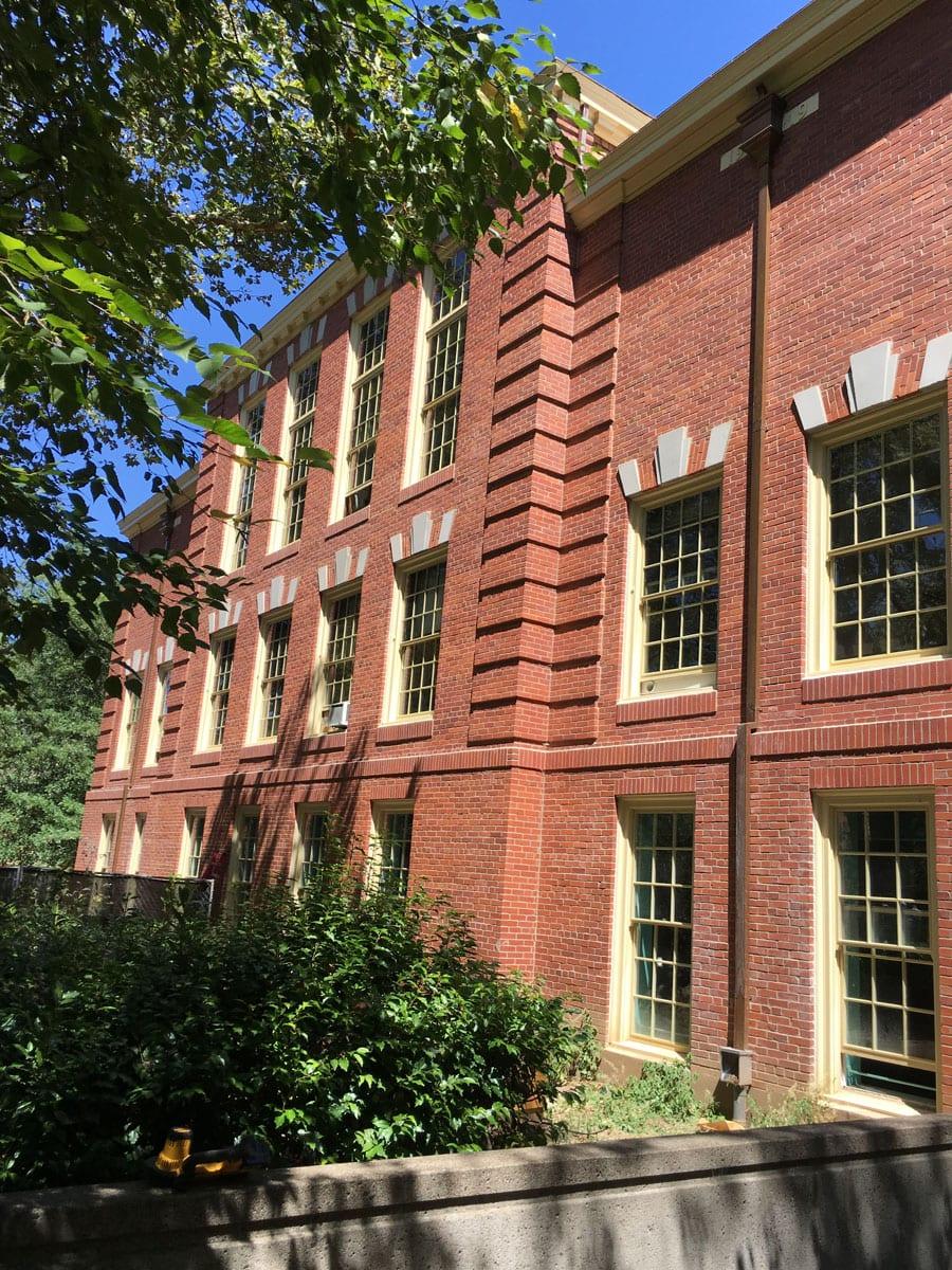 University of Oregon Gerlinger Hall AAA Studios
