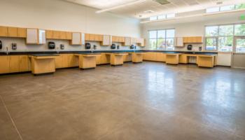 Harrisburg High School Science Lab