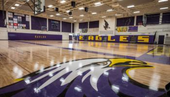 Harrisburg High School Gym