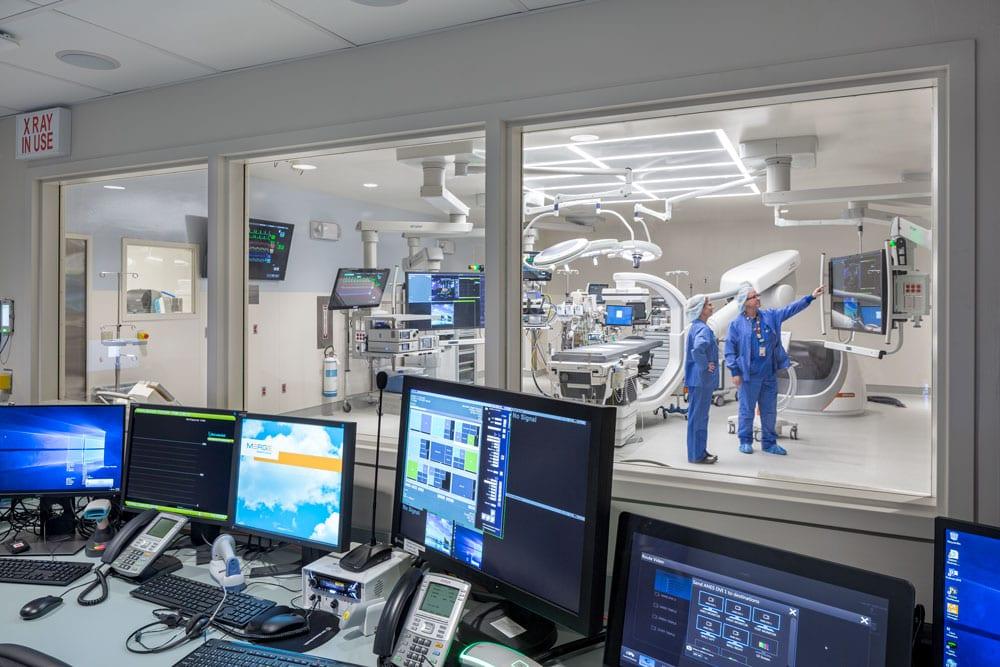 Good Samaritan Regional Medical Center Hybrid OR