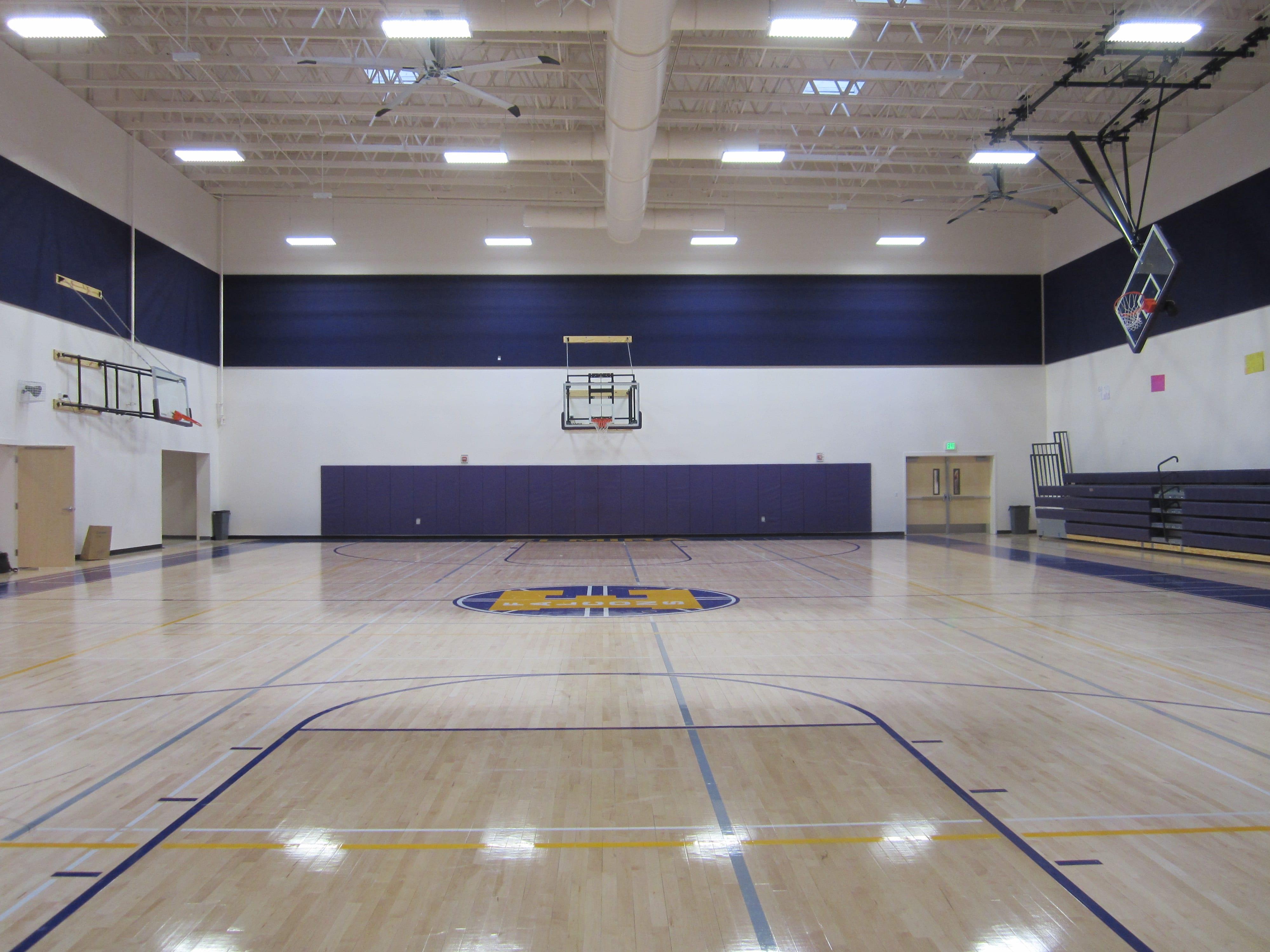 Elmira High School Gymnasium Addition