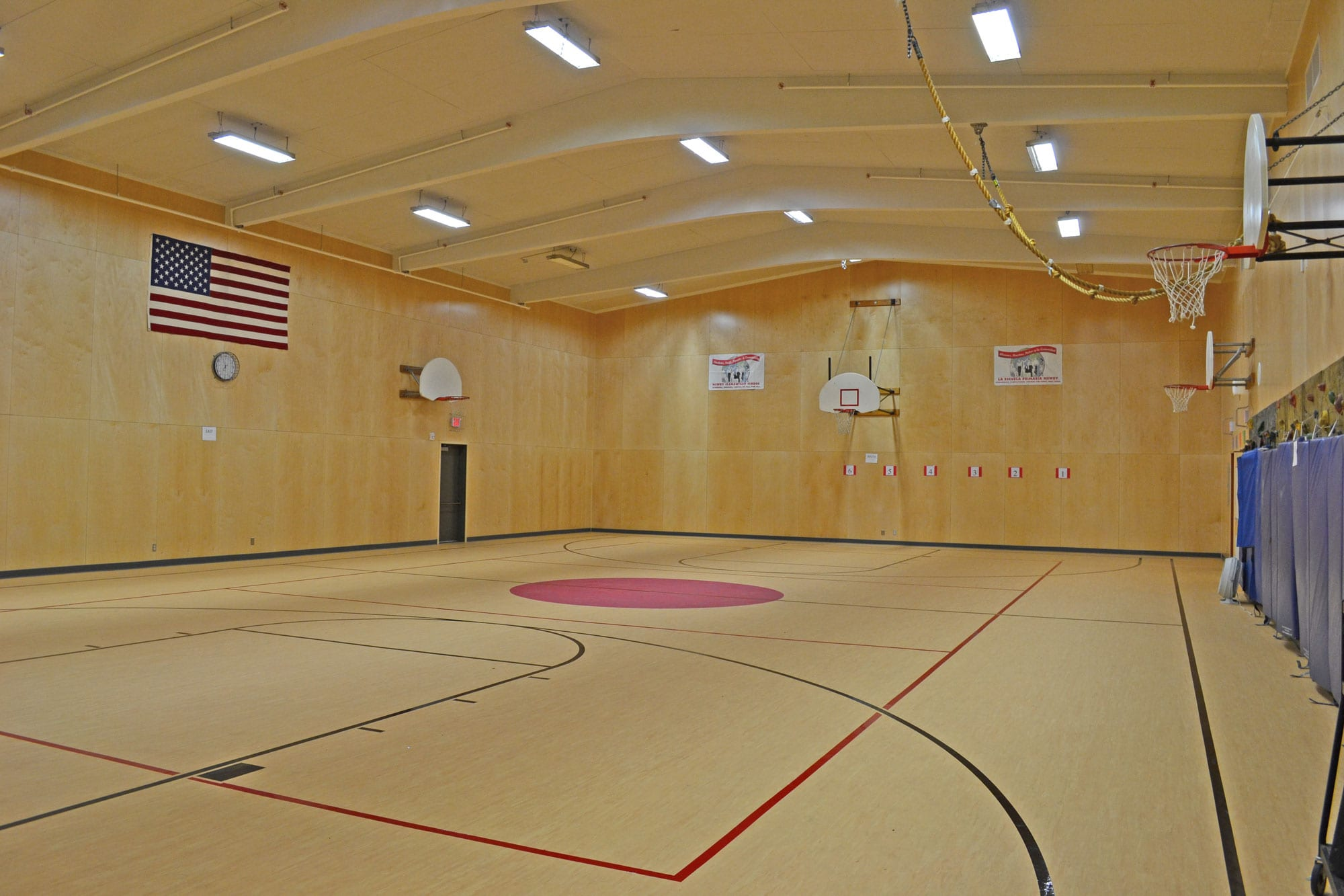 Newby Gymnasium