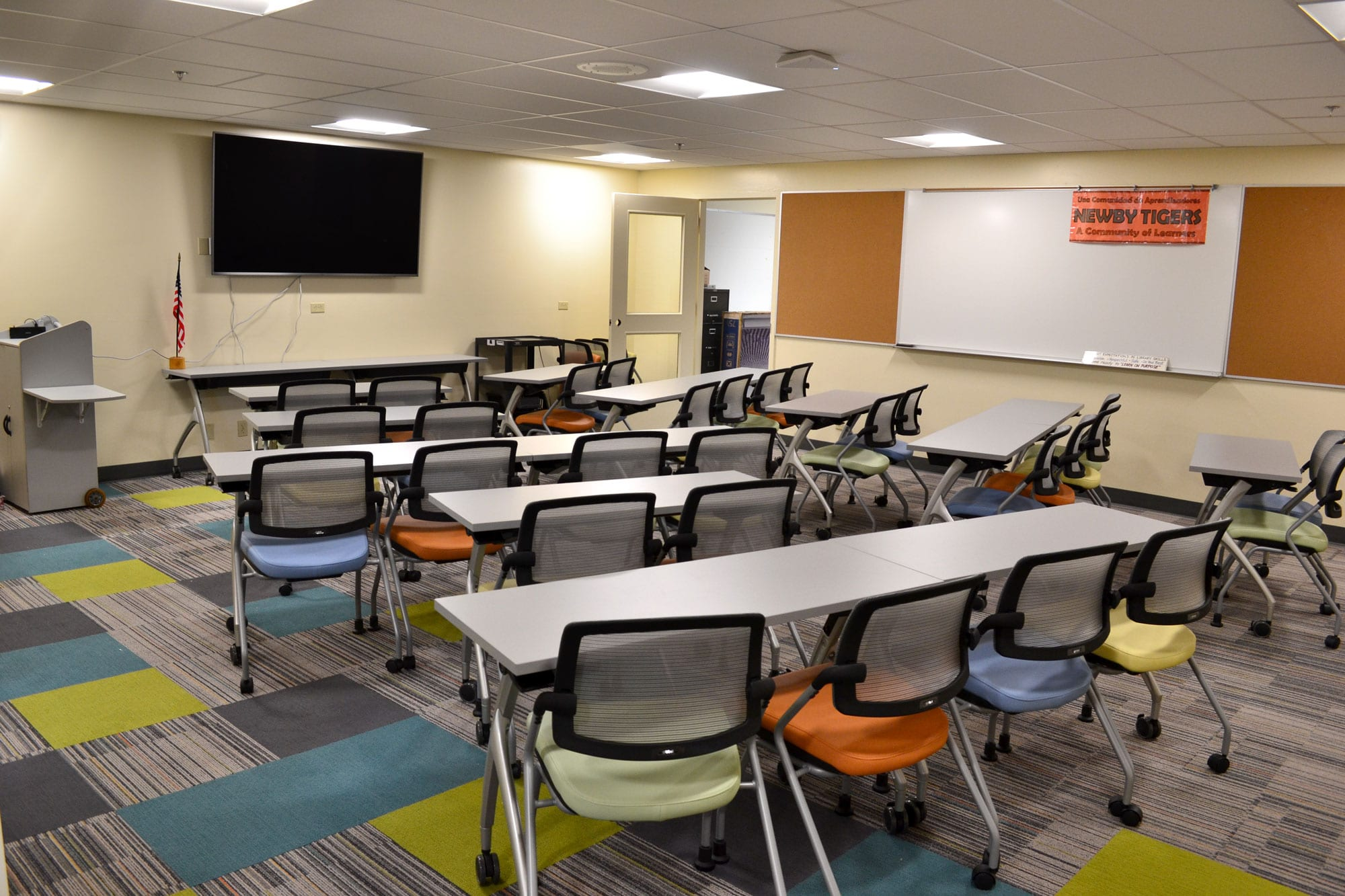 Newby Classroom