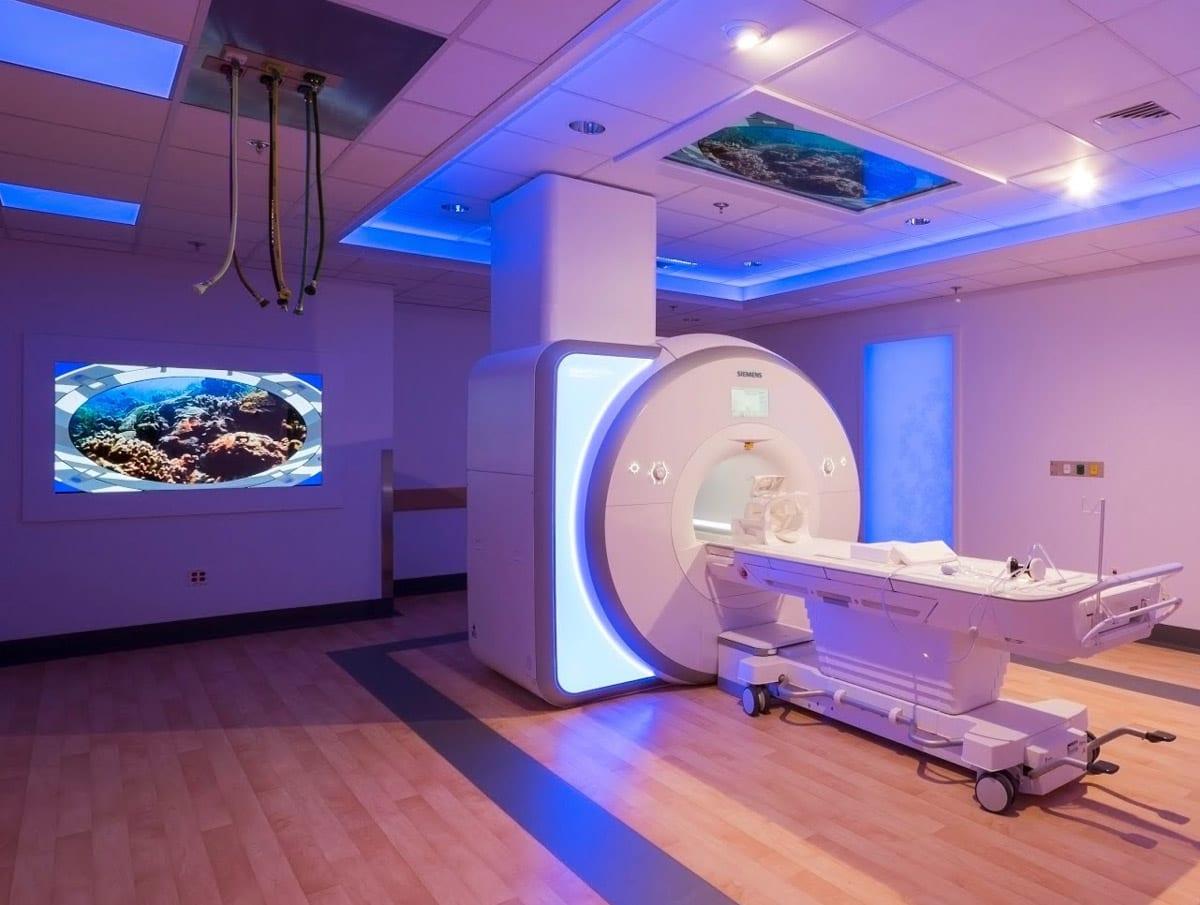 Peacehealth Riverbend MRI Installation