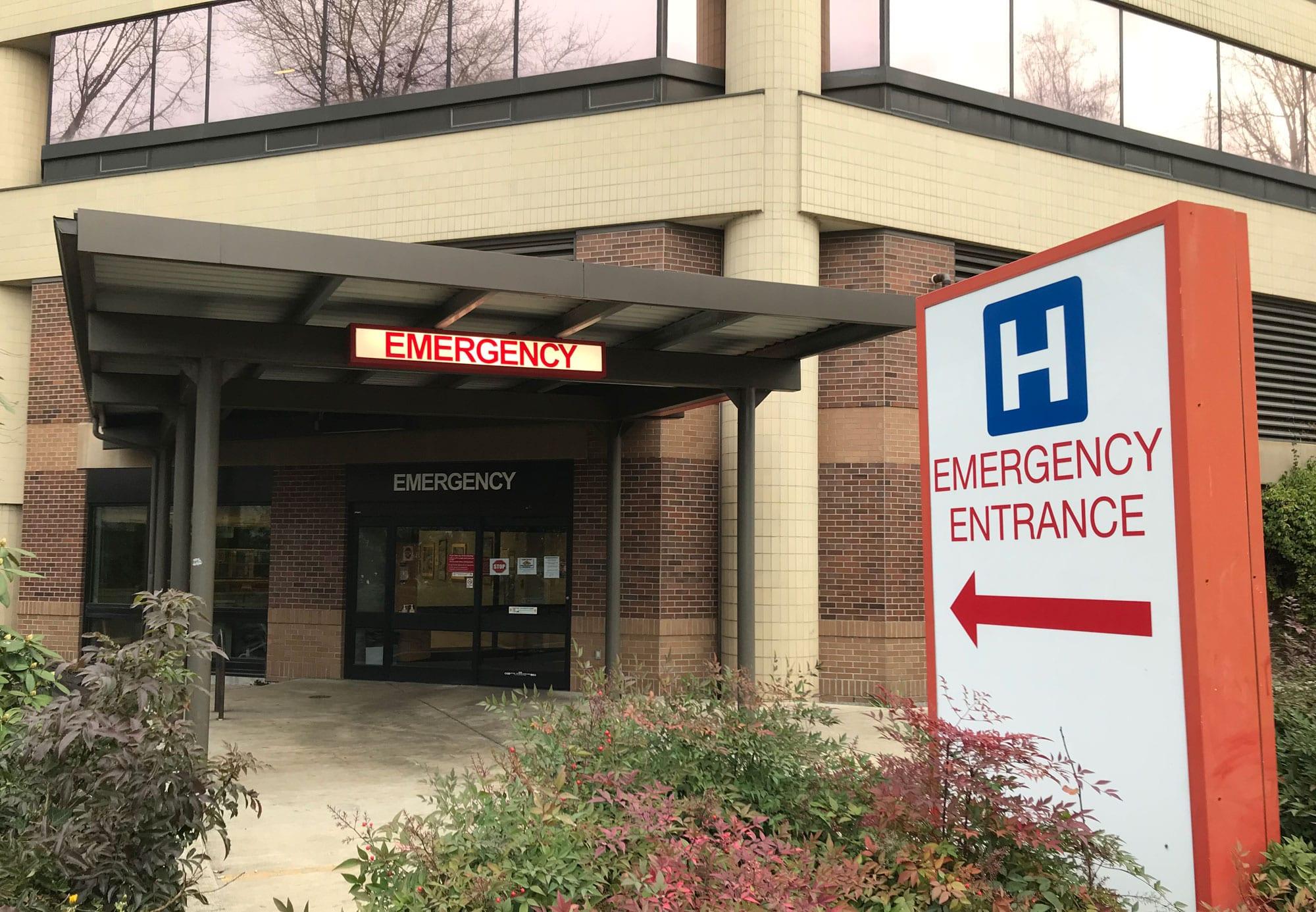 PeaceHealth University District Emergency Room Renovation