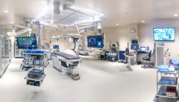 Good Samaritan Regional Medical Center Hybrid Operating Room