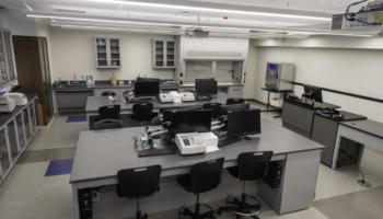 WOU Natural Sciences Building