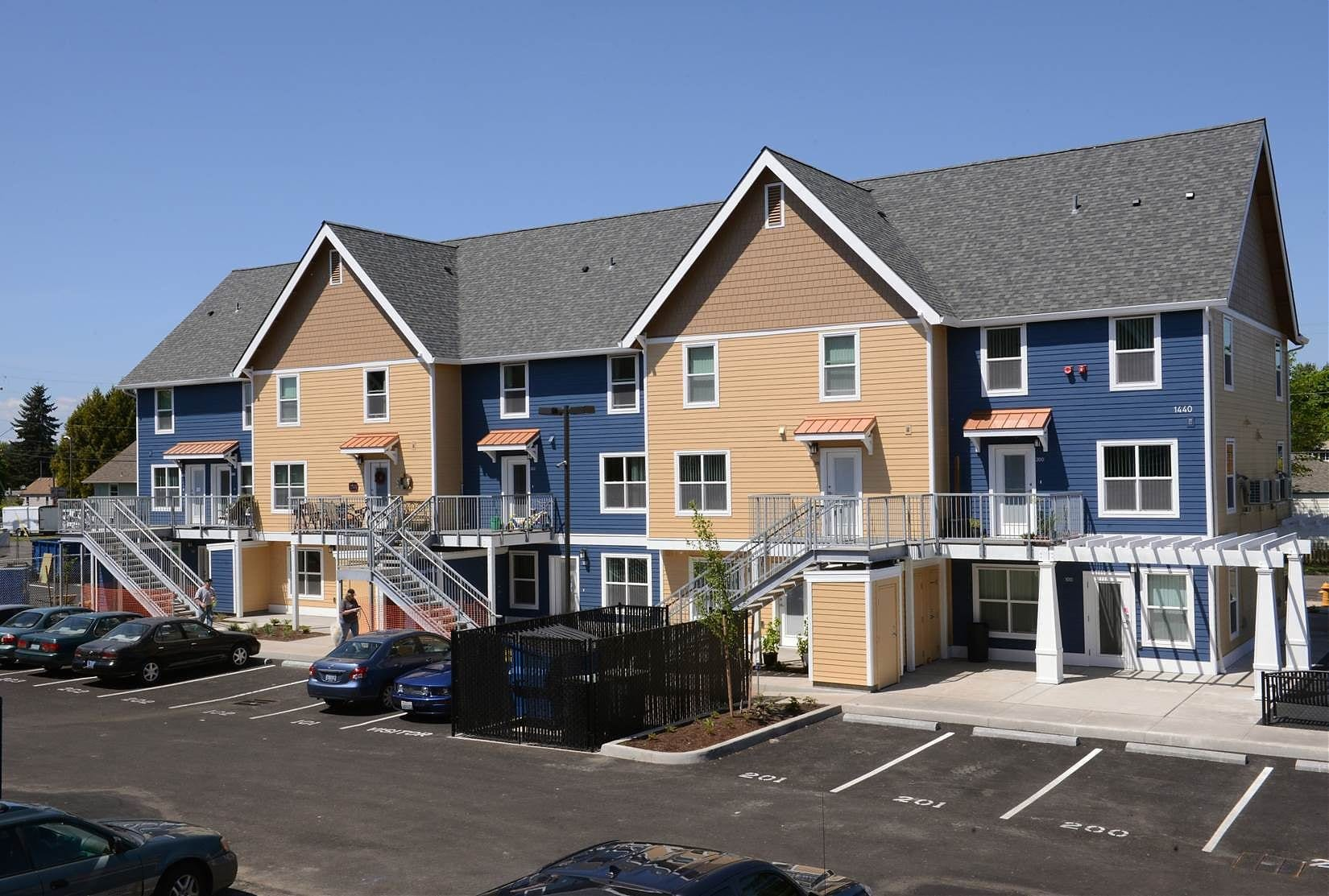 Innovative Housing – Woodwind Apartments