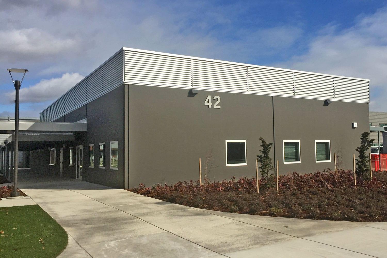 Chemeketa Building 42 Renovation
