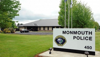 City of Monmouth Police Station