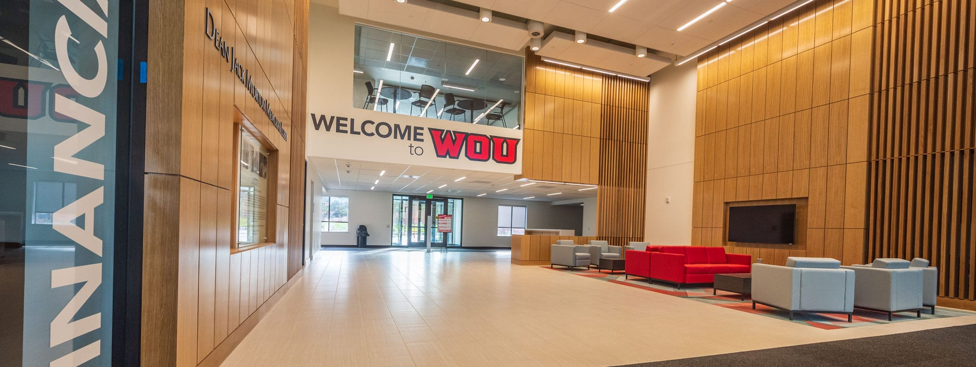 Western Oregon University Welcome Center